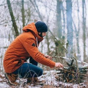 Bushcraft adventures in Worcestershire - survival