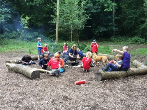 Bushcraft adventures in Worcestershire - for groups and parties