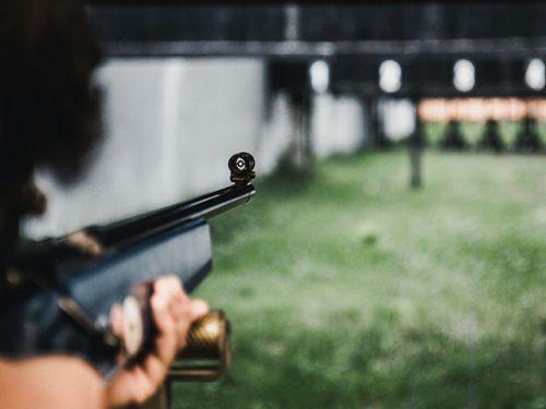 Target Shooting business parties