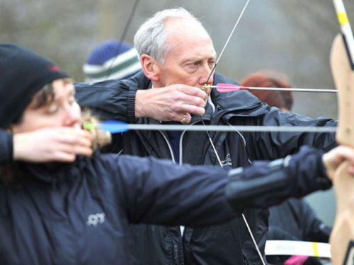 Archery Worcestershire- target practice for families and groups