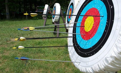Archery - target practice